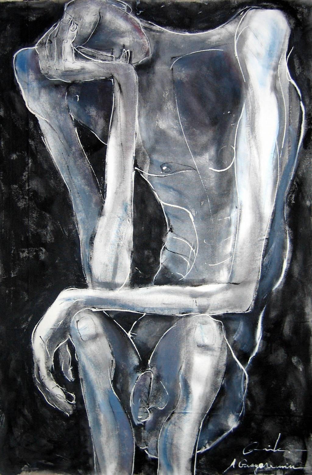 Resultado de imagen de depresion pintura
