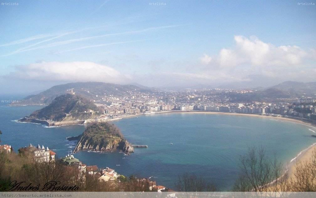 Chile San Sebastian San Sebastián y Sus Playas