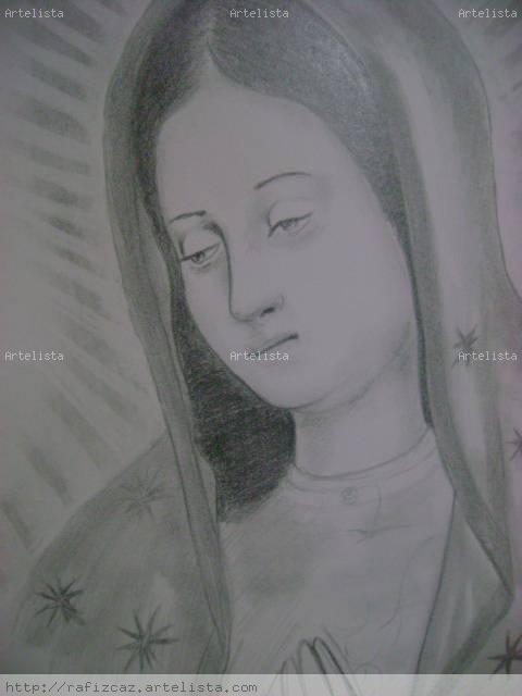 Rostro De La Virgen De Guadalupe Rafael Castillo Ramirez Artelistacom