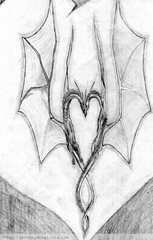 Dibujos A Lapiz Sencillos De Amor