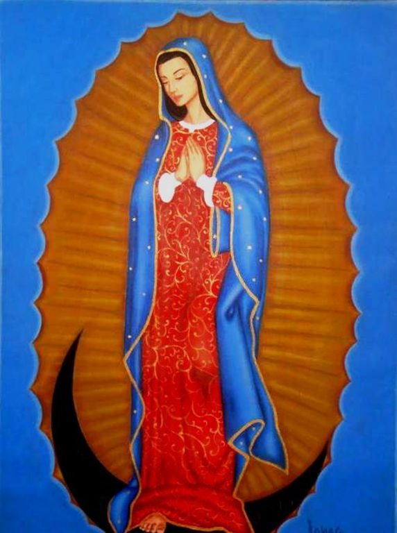 Virgen De Guadalupe Jonas Rezk Artelista Com