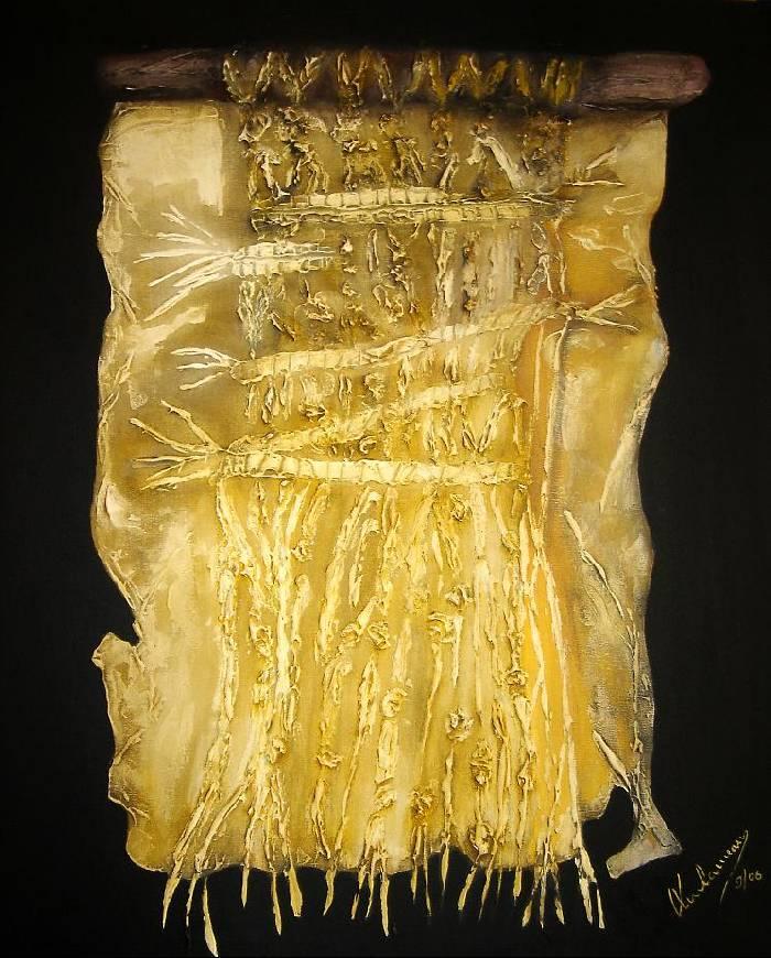El tapiz de Saba - Mirta Noemí Cameán