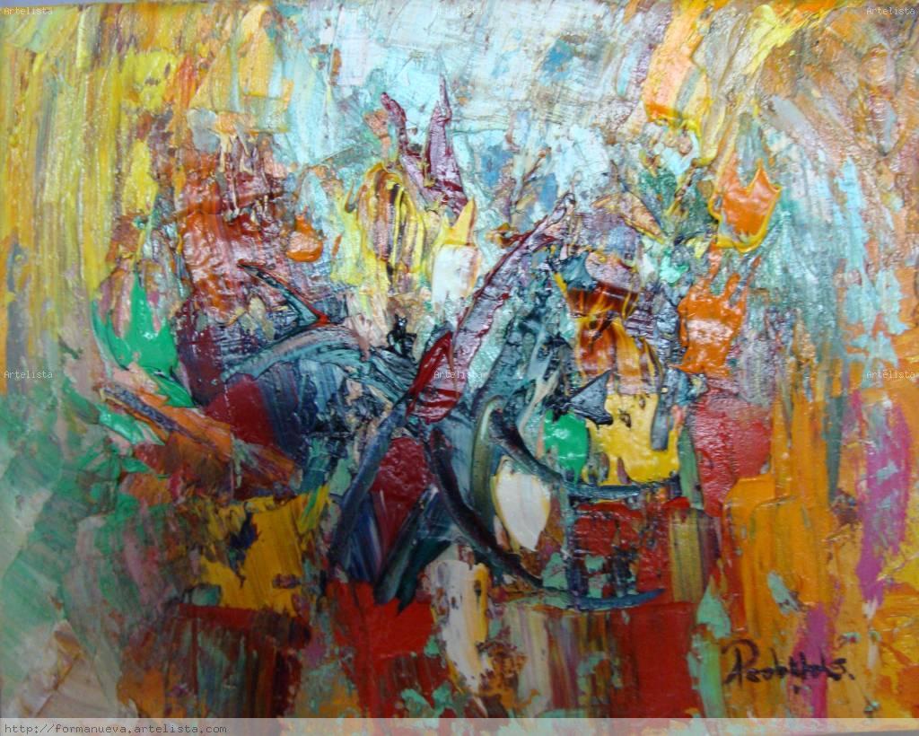 Pin Pintura Oleo Con E...
