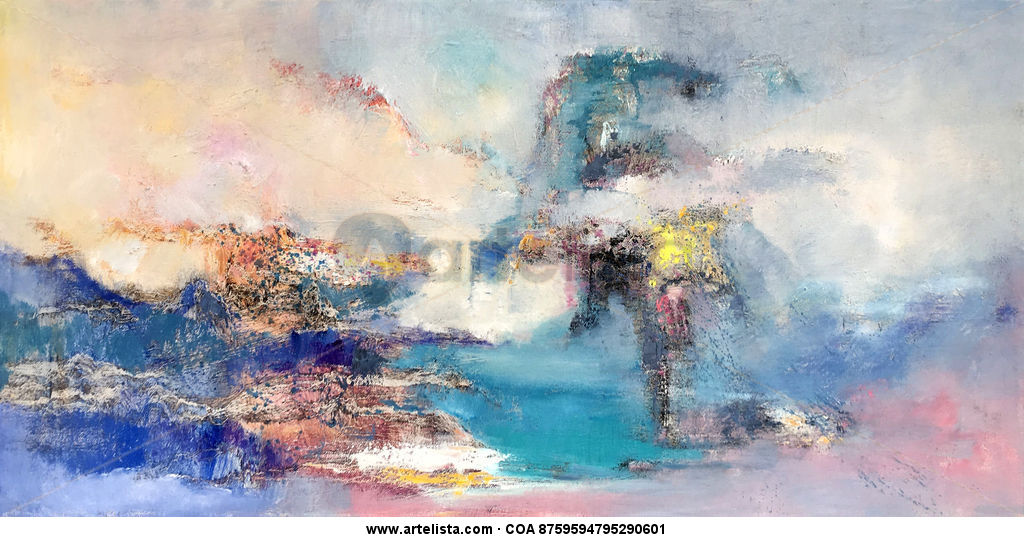 landscape abstract 311
