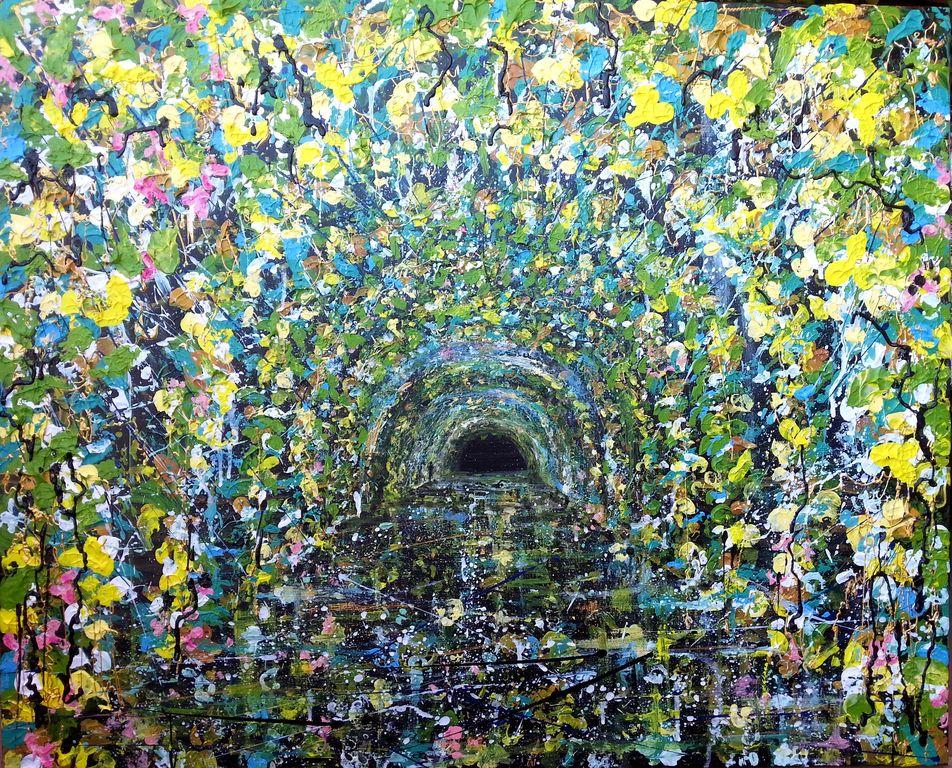 el túnel silvestre