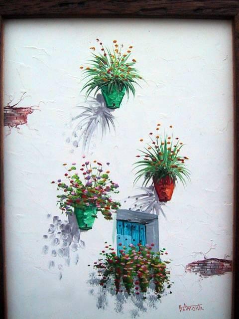 Macetas en la pared belmonte - Macetas en la pared ...