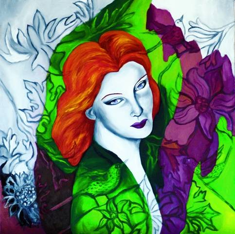 Jardin - Cornelia Hernandez Perez