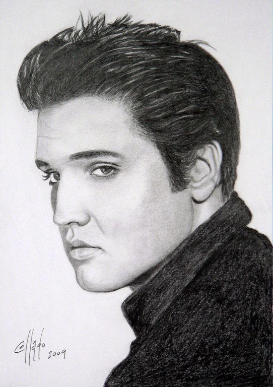 Elvis Presley Juan Carlos Moreno Collado - Artelista com