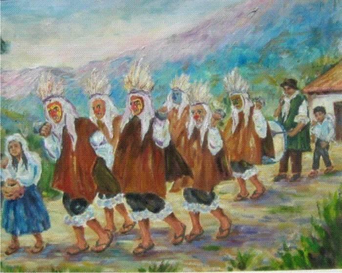 c4a9b41e4 Victor Antonio Rivera · Location Peru. Danza la Huanca