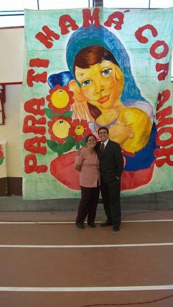 Mural Por El Dia De La Madre Dante Taller Artelista Com