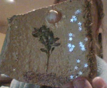 Angelitos de yeso pintados a mano pintura al oleo y - Angelitos de yeso ...