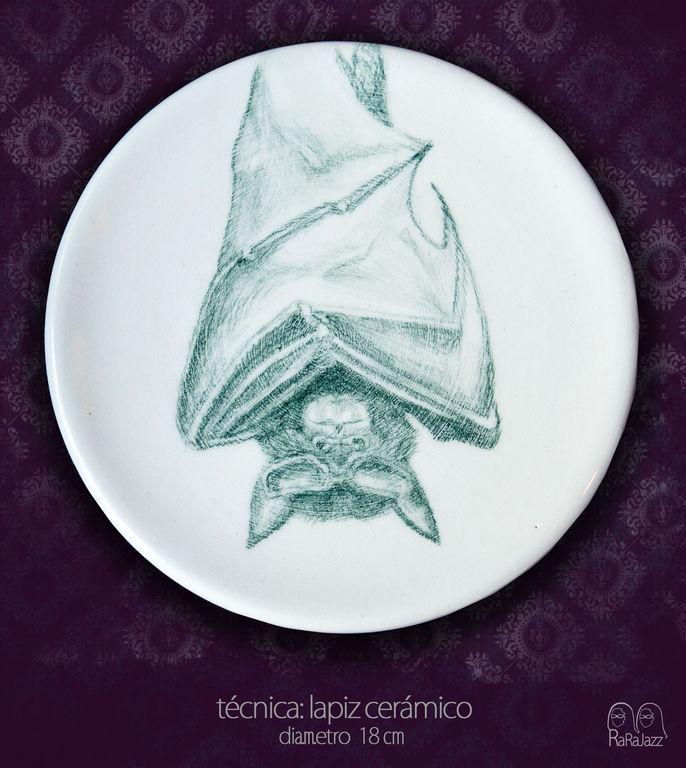 Dibujando Sobre Ceramica Raquel De Vicente