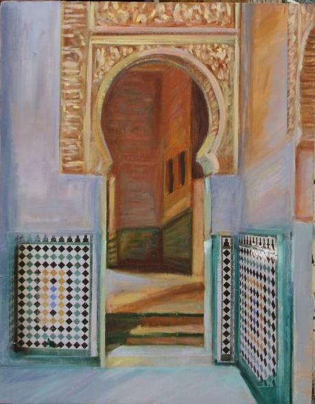 Baños Arabes II (Alhambra)