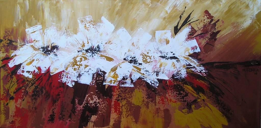 Pin cuadros abstractos etnicos flores pictures on pinterest - Fotos de cuadros modernos ...