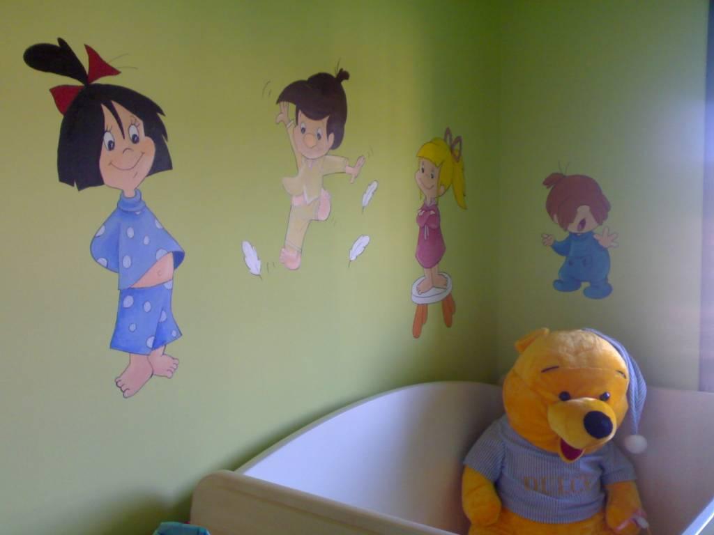 Pintura decorativa en paredes m jos rodriguez pavon - Pintura decorativa paredes ...