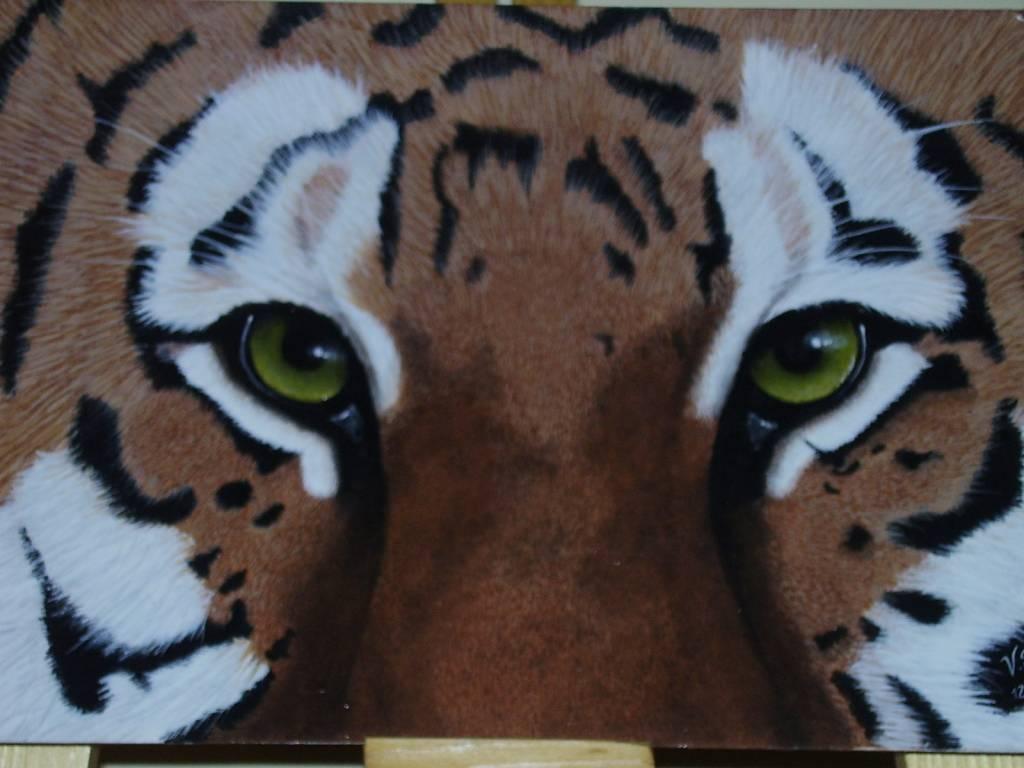 Ojos De Tigre Viviana Speciale