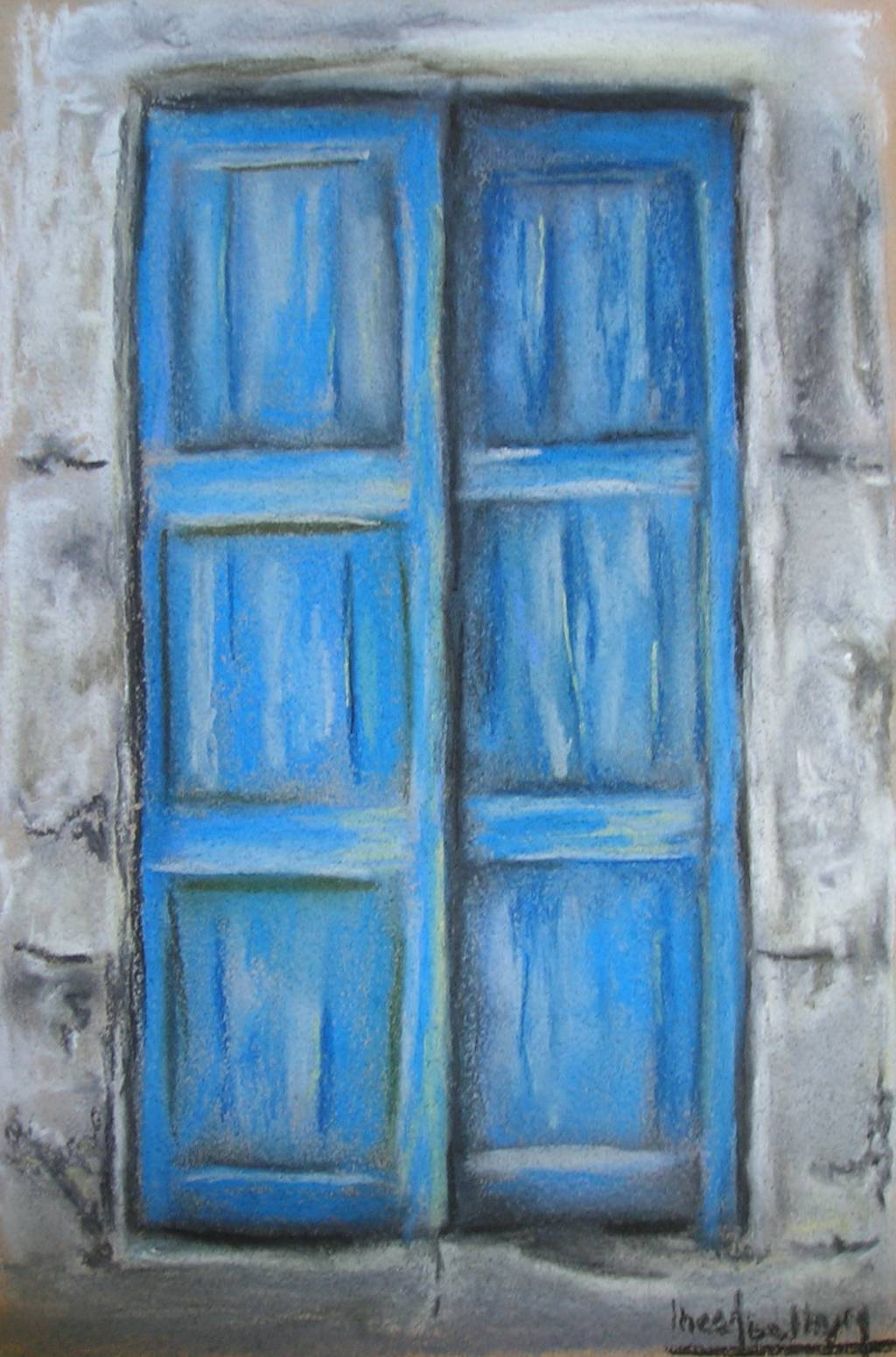 puerta griega ines de abelleyra