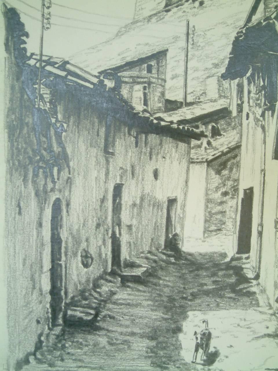 Antig o canyeret lleida fernando barranco morell - Pintores en lleida ...
