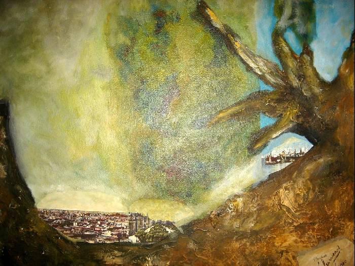Desde la montaña - Mirta Noemí Cameán