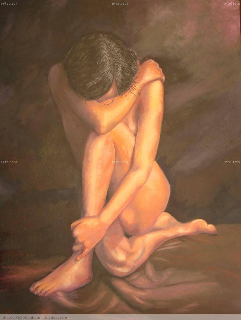 Mujer Desnuda Cecilia B Chávez O Artelistacom