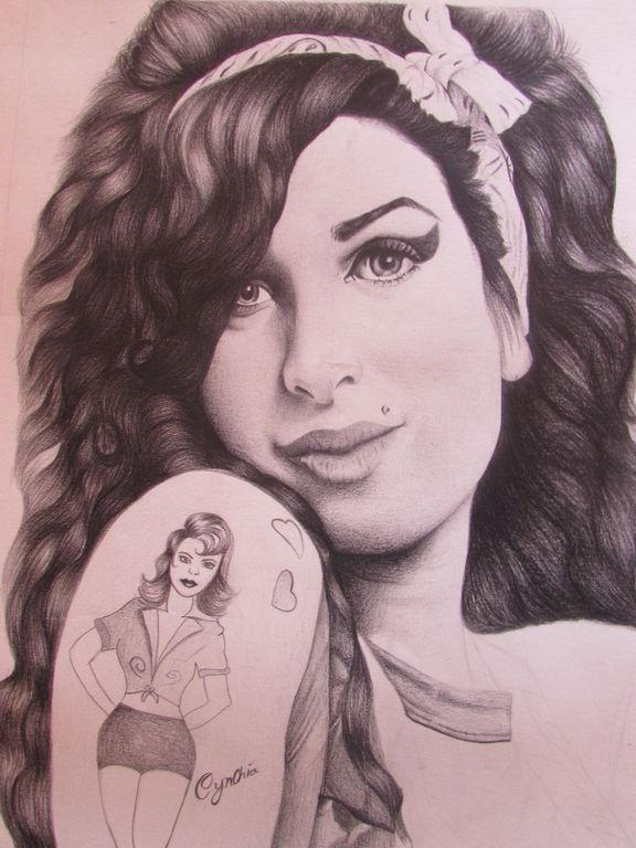 Amy Winehouse Jenny Keifer Artelista Com