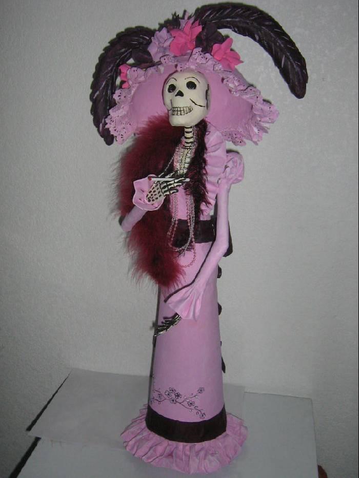 Catrina 2 Ana Elena Castillo Moreno Artelistacom
