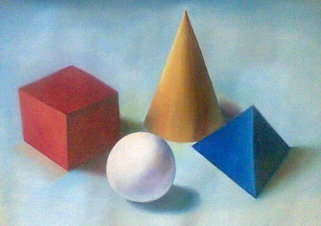 Figuras geometricas walter segura curi for Cuadros con formas geometricas