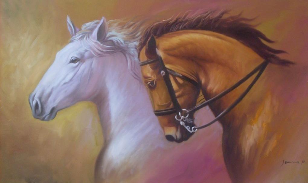 Caras de caballos - Imagui