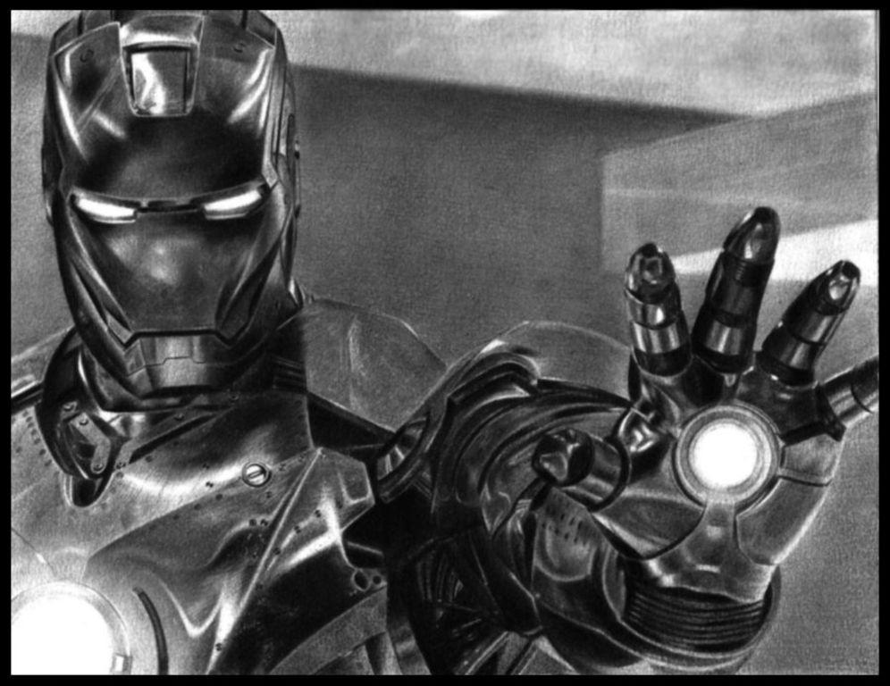 Iron Man 2 Miguel De Jesús López López Artelistacom