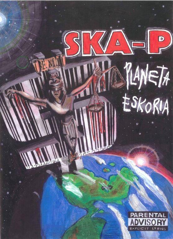 disco planeta eskoria de ska-p gratis
