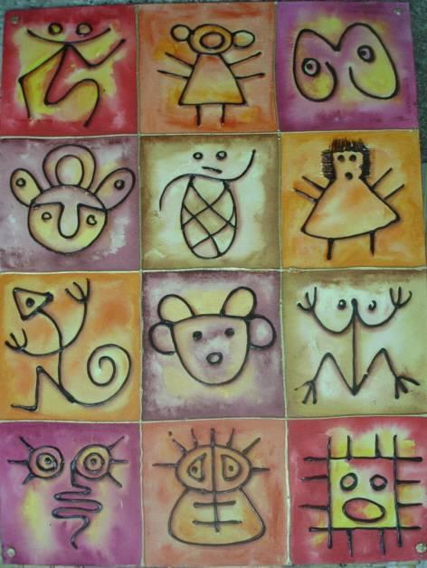 Simbolos Tainos