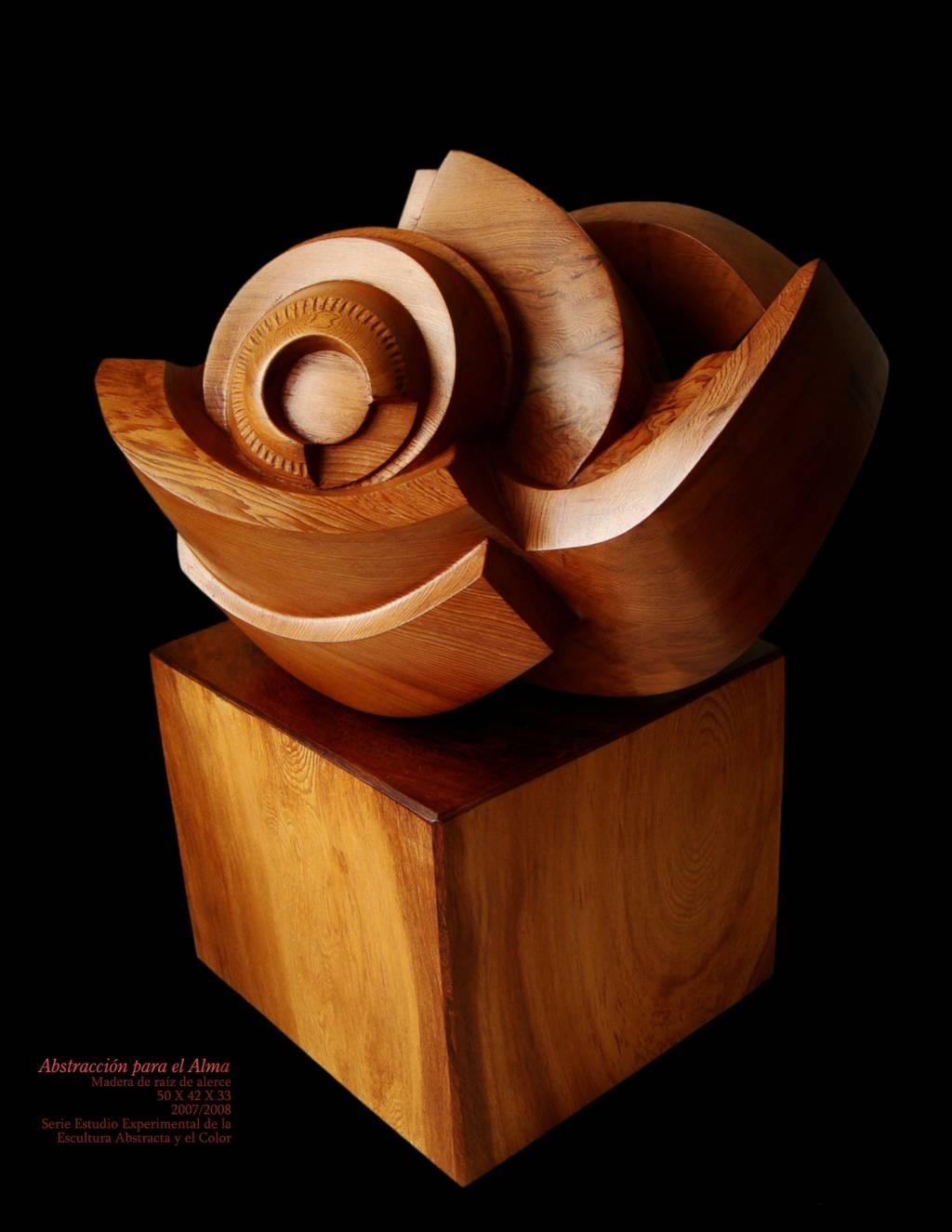 abstraccin para el alma madera abstracta
