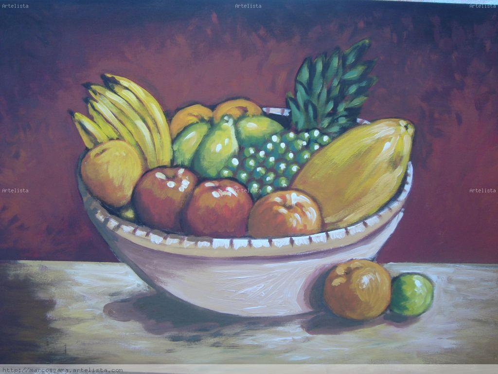 Frutero Marcos Gama - Artelista.com