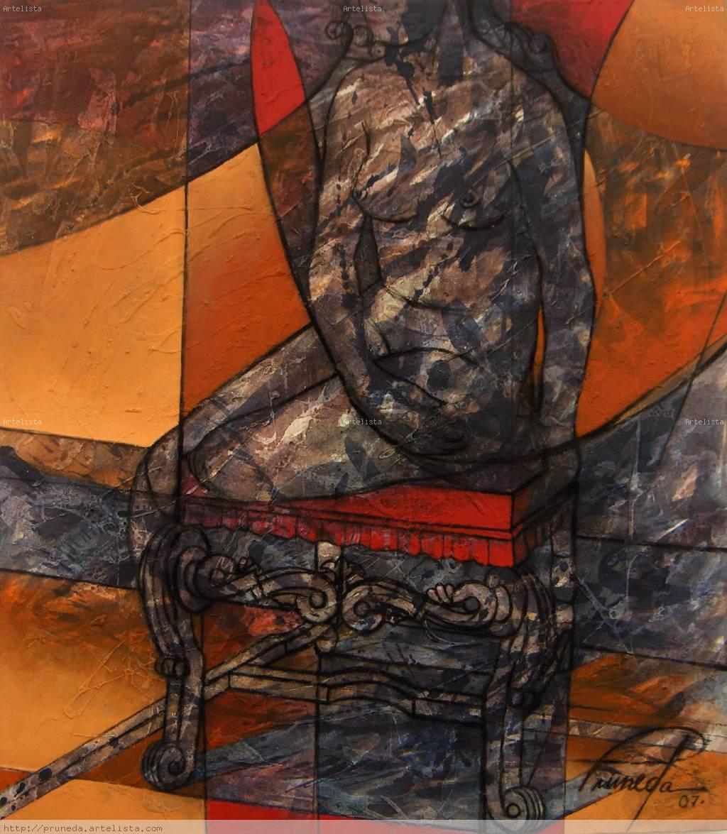 Lázaro Domínguez - Pintor Cubano