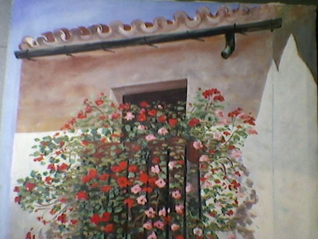 Balc n del barrio de santacruz manuel luque gonz lez for Balcon in english