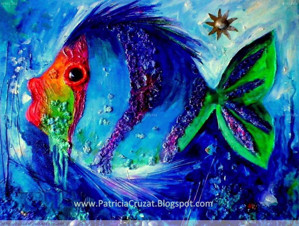 Pez lagrima vendido patricia cruzat rojas for Pintura para estanques de peces