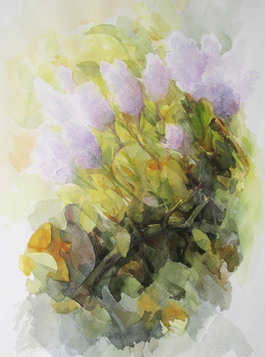 Lilo en el jard n inma soler for Jardin lilo