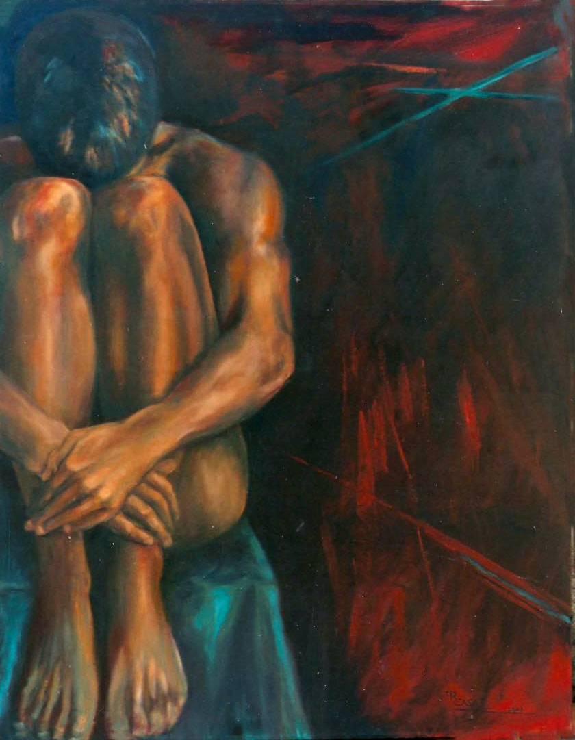 Dos clases de modelo desnudo - El Visor escuela de arte