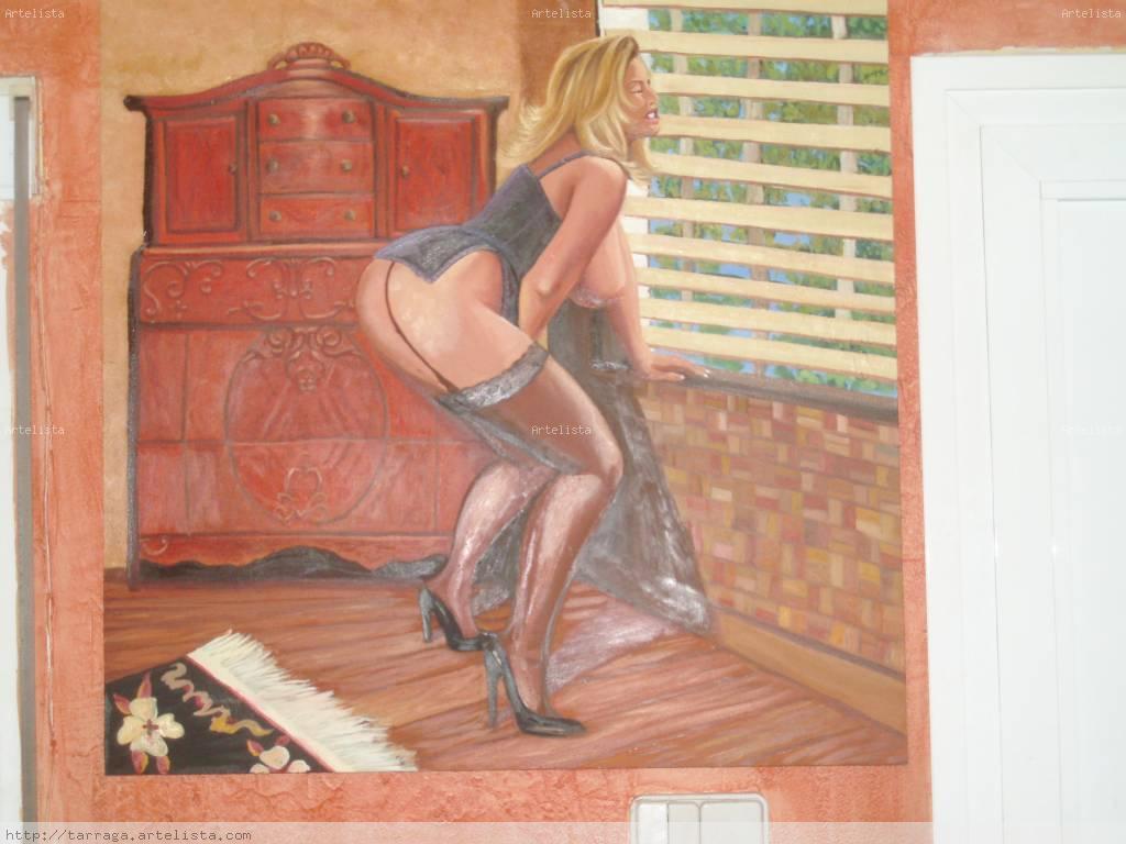 painted erotica