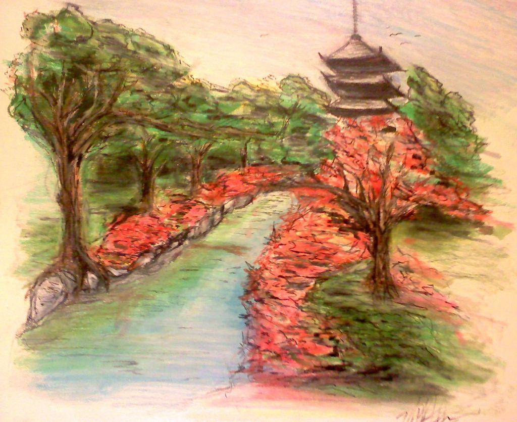 Jardin en japon victor de la fuente - Jardines de japon ...