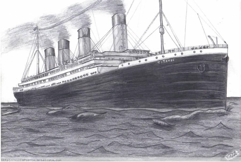 Titanic Luis Villafuerte Artelistacom