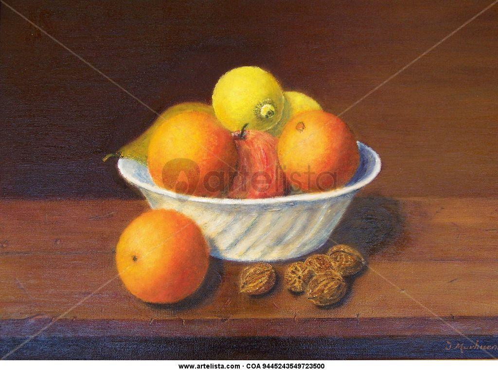 Bodeg n de frutas y nueces jos marhuenda s nchez - Fotos de bodegones de frutas ...