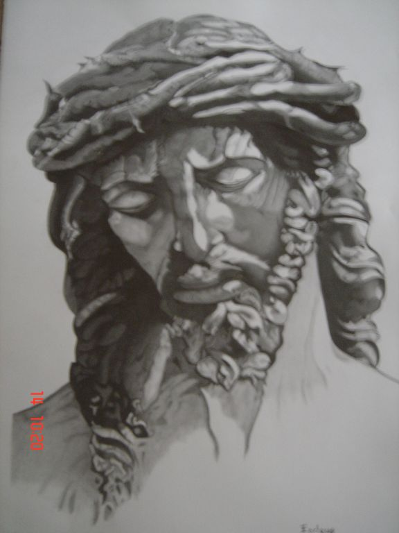 Cristo de la buena muerte enrique jimenez lara  Artelistacom  en