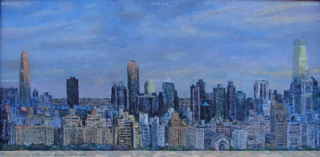 New York LOLI G - Artelista.com