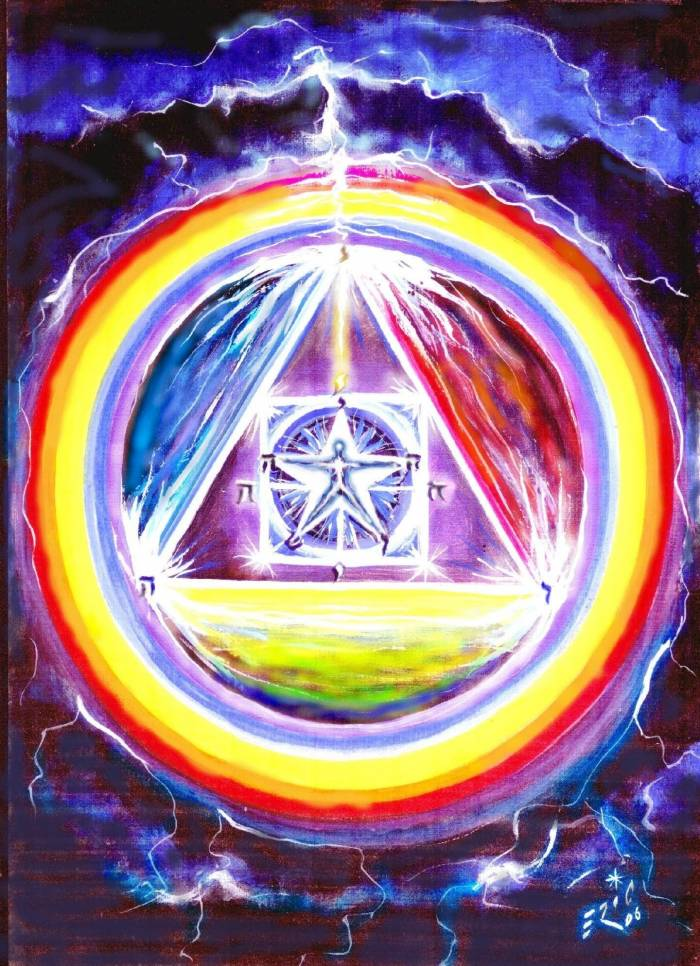 Simbolo M�stico Eric Ruiz Diaz - Artelista.com
