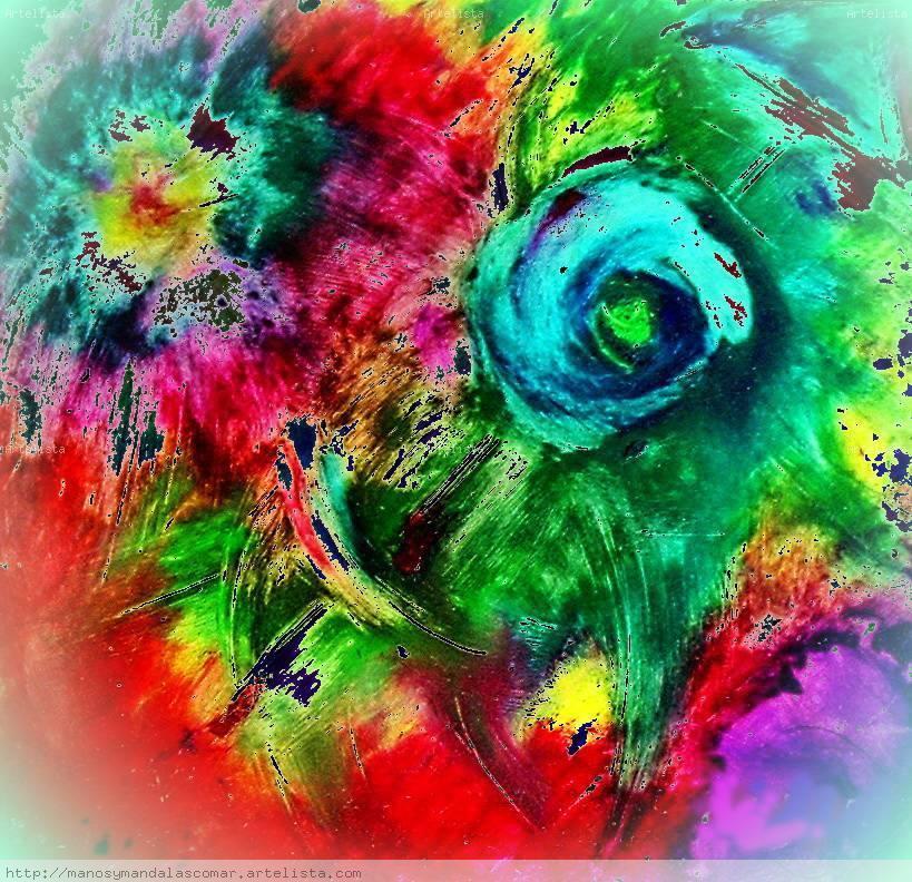 en el jardin de las flores Mirta perel - Artelista.com