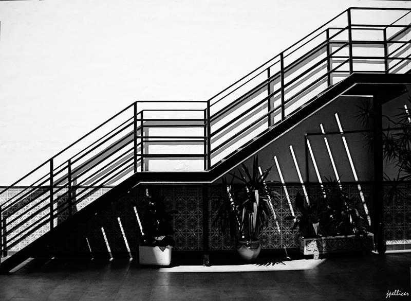 Escaleras interiores juan a pellicer - Escaleras interiores de obra ...