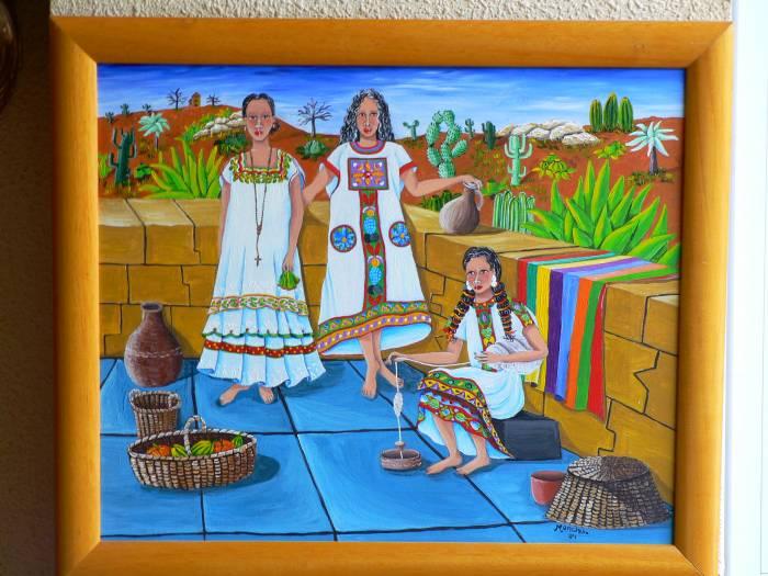 Paisaje mexicanos
