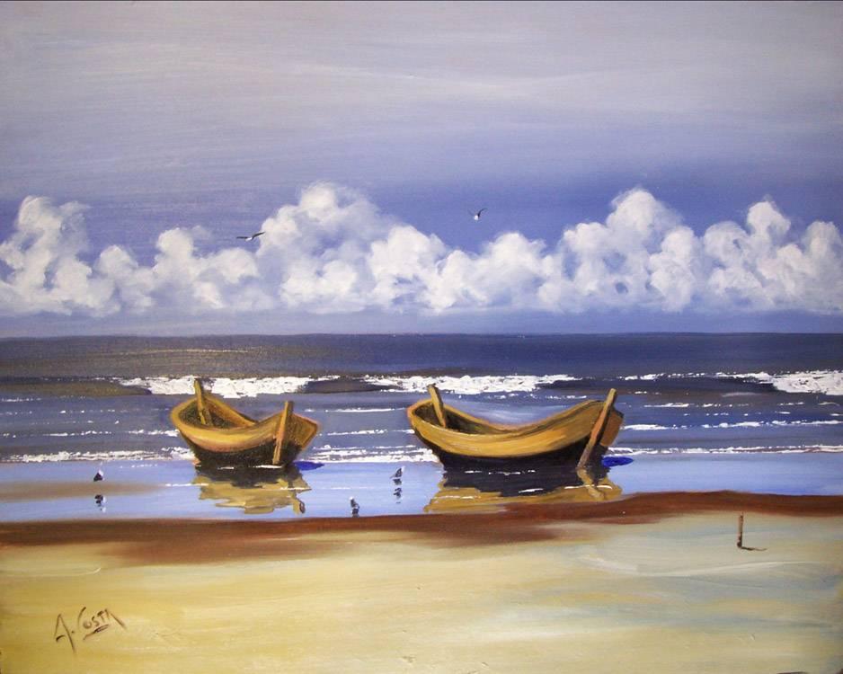 Playa alfredo costa buzio - Fotos y cuadros ...