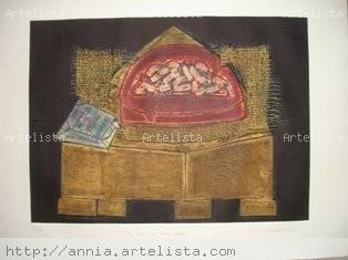 Popular Con Cenicero Annia Alonso Ara A Artelista
